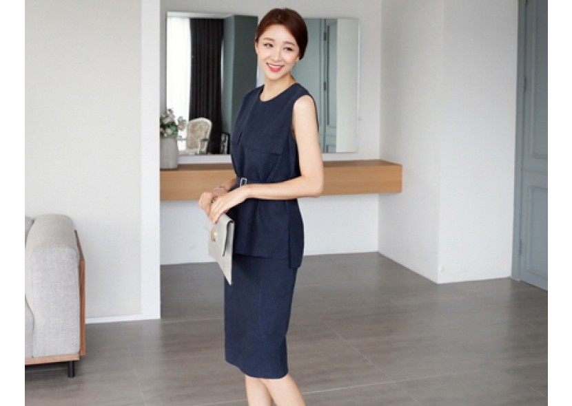 Cube Pocket Two-Piece Set