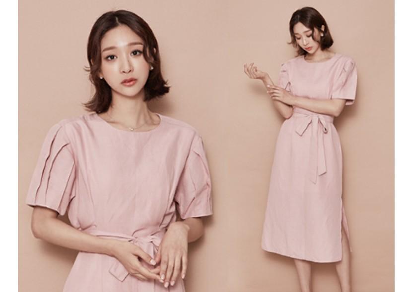 Kenna Linen Dress