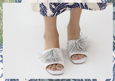 Angel Tassel Mule