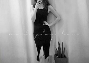 Marisa Dress (Black)