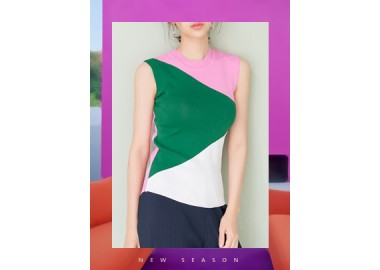 Triangle Sleeveless