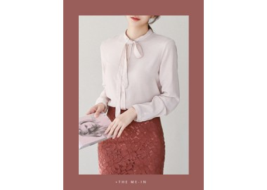 Nelly Tie Blouse