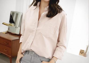 Luz Soft Basic Shirt
