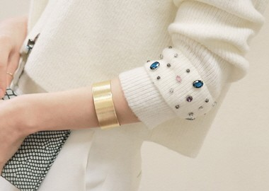 Gold Simple Bracelet