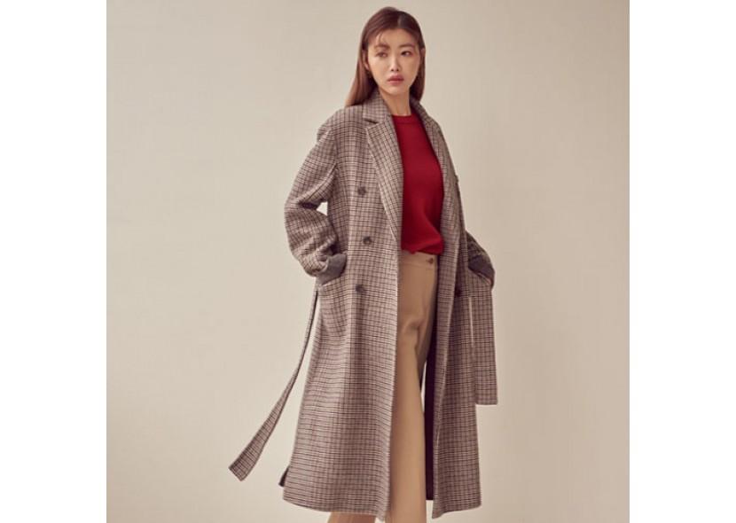 Jamiya Wool Coat