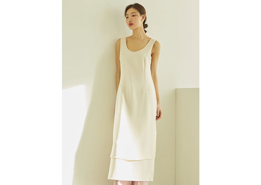Marwa Sleeveless Dress