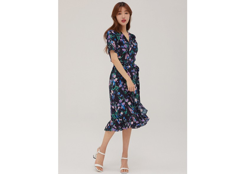 Nathalia Wrap Dress