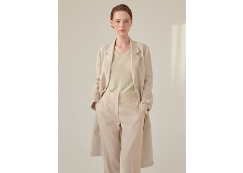 Dolly Linen Jacket