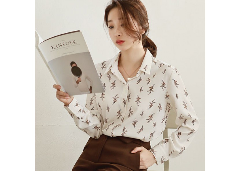 Koko Flower Blouse