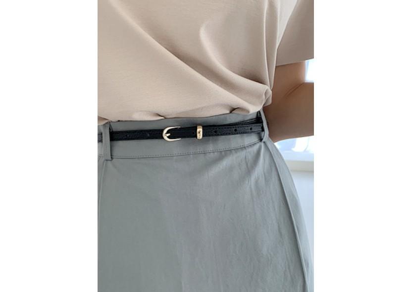 Rova Gold Frame Belt