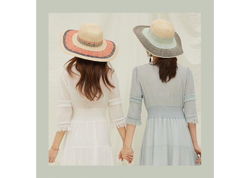 Zarra Straw Hat