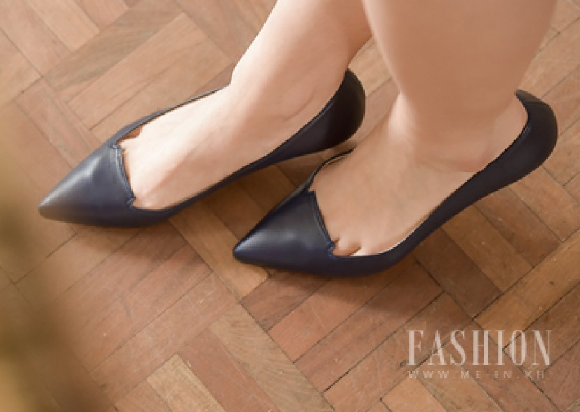 Tiara Middle Heels