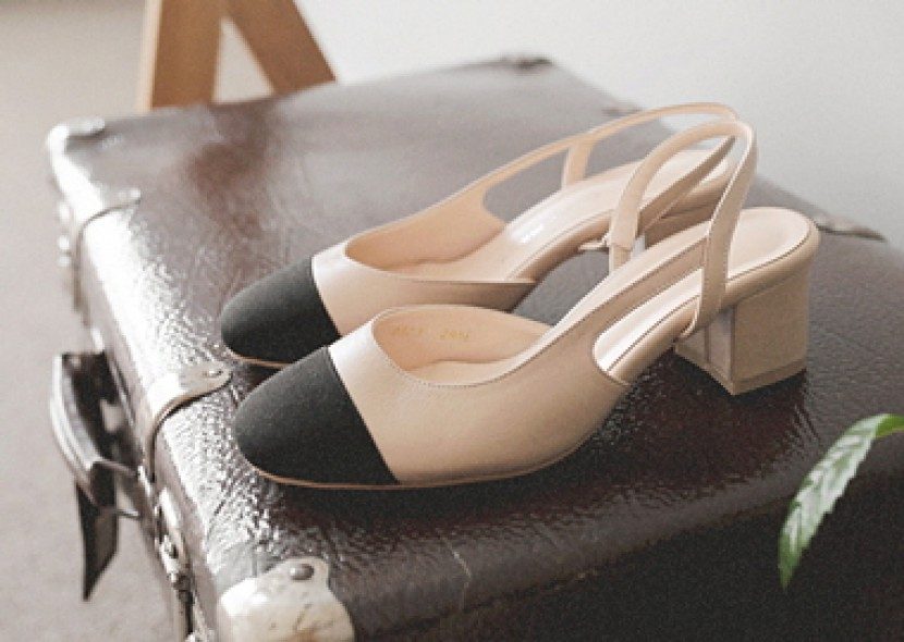 Mary Jane Middle Heels
