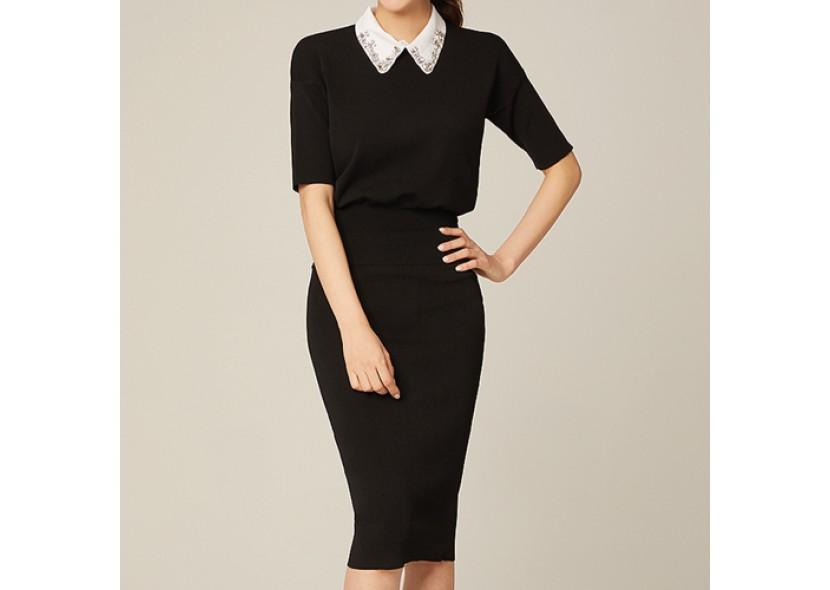 Filange Top-Skirt Set