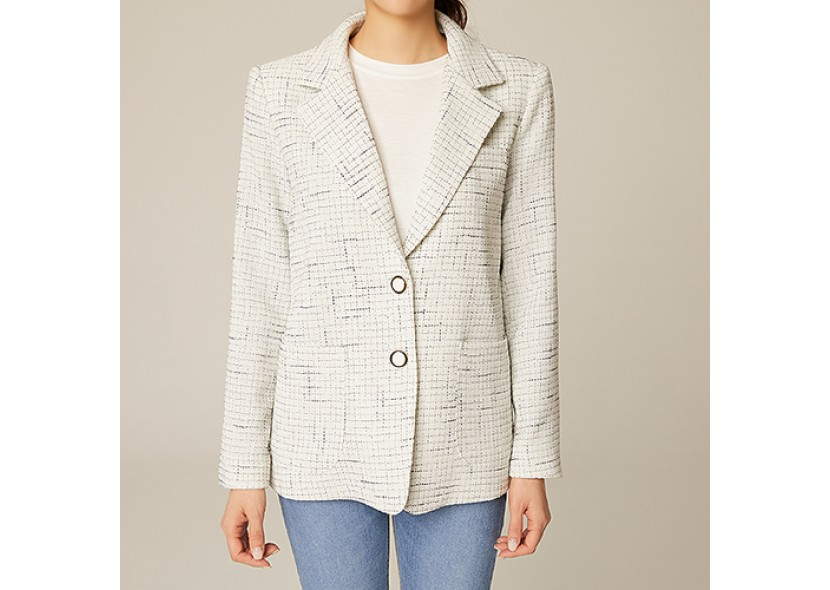 Pearlyn Tweed Jacket