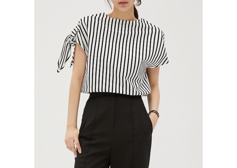 Kylee Stripe Blouse