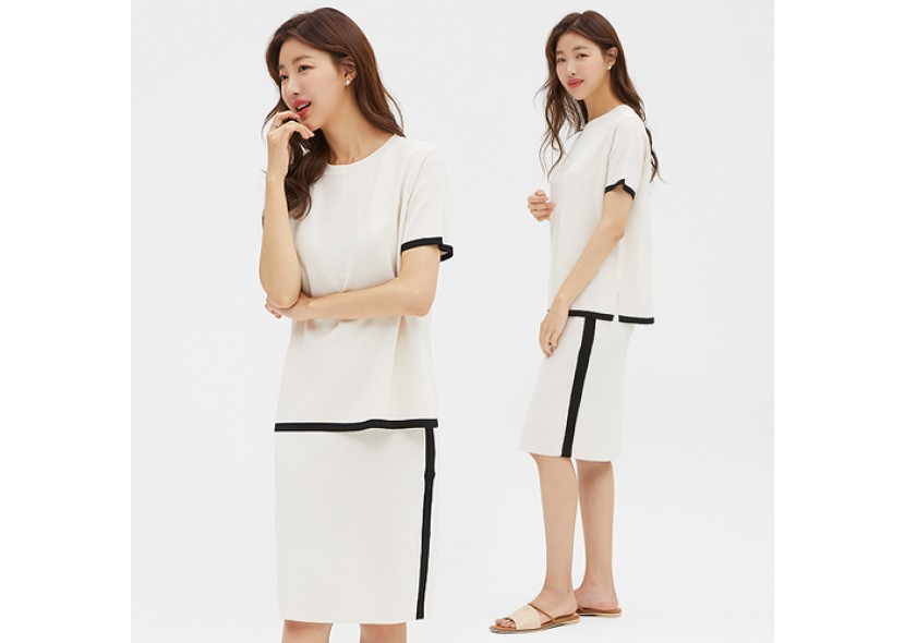 Carren Knit Set