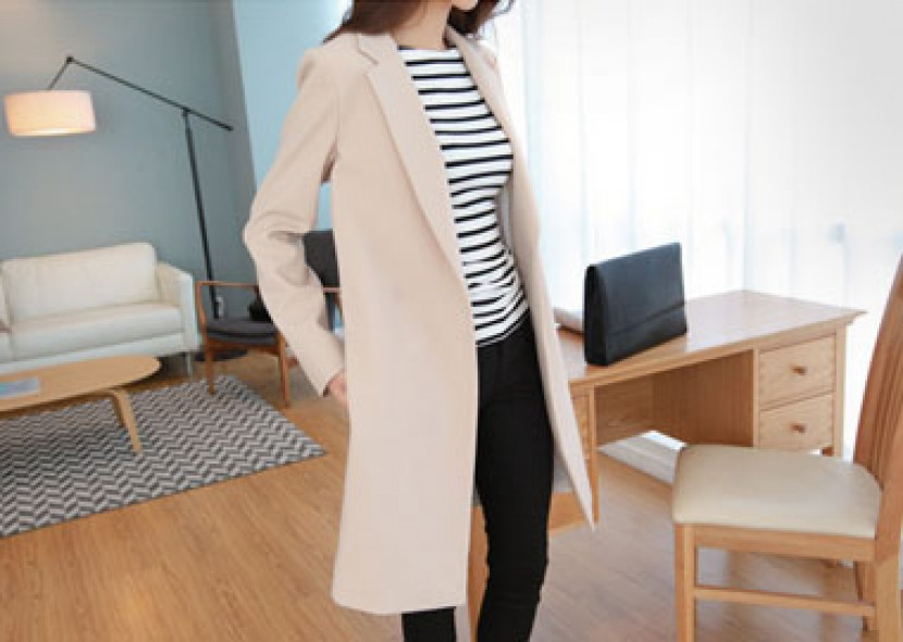 Chic Long Jacket