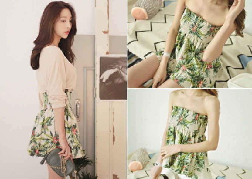 Rylie Top & Skirt