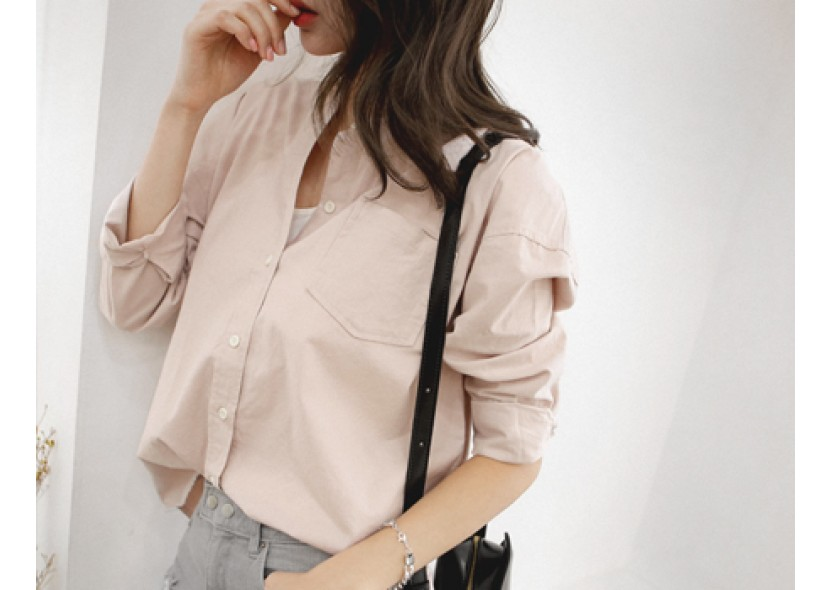 Luz Soft Basic Shirt