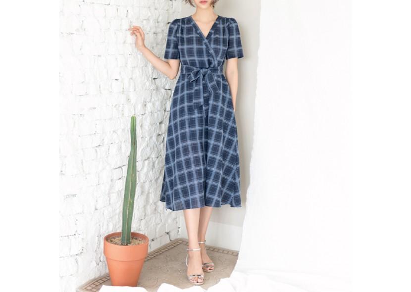 OttilieWrap Dress
