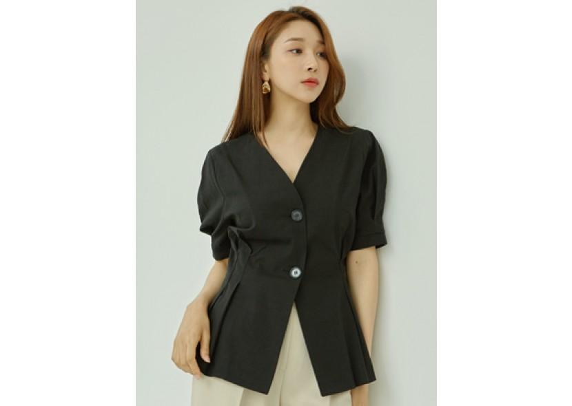 Alena Linen Jacket
