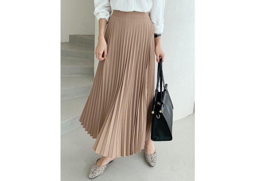 Roddit Pleats Skirt