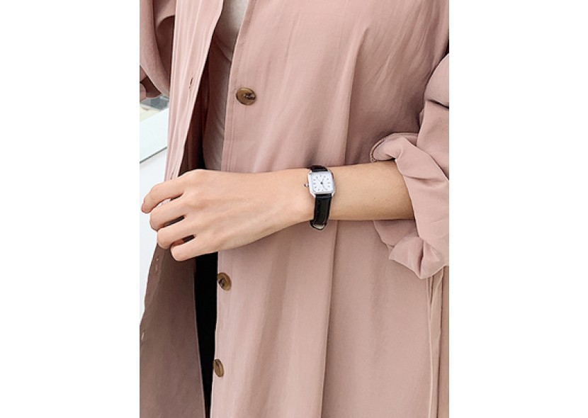 Staccato Square Watch