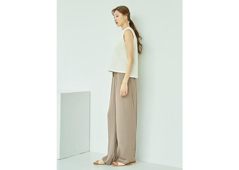 Violette Silky Banding Pants