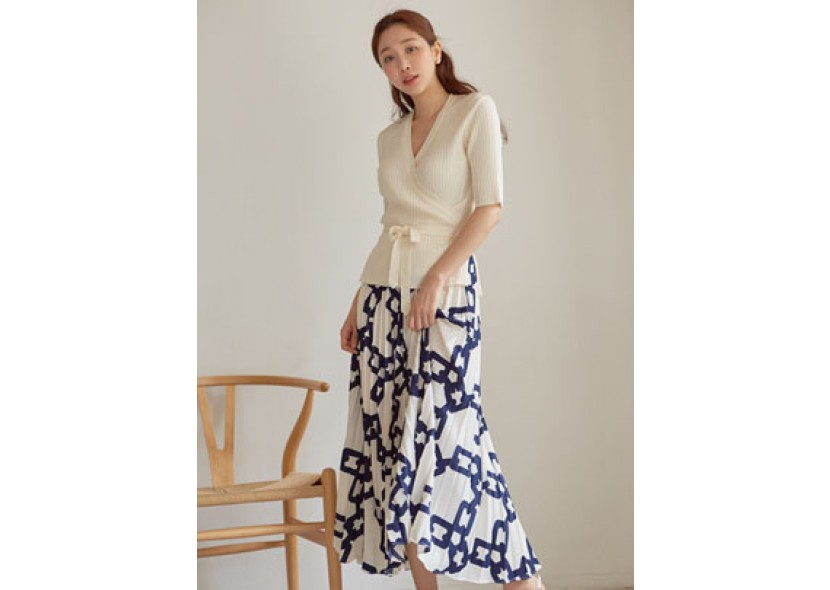 Abiha Skirt