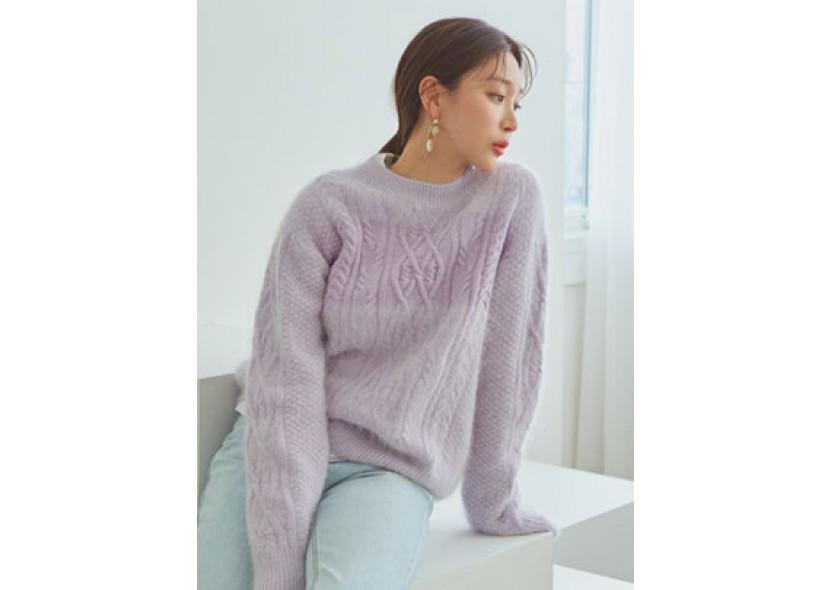 TanishaAngora Knit