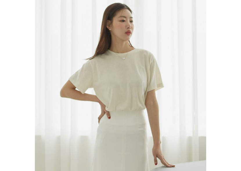 Normal Round neck T-shirt