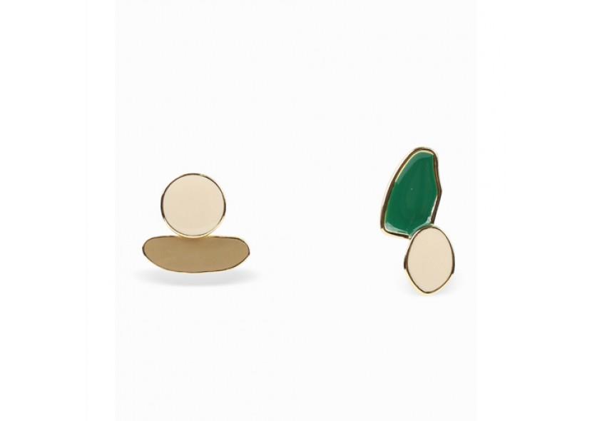Penton Earrings