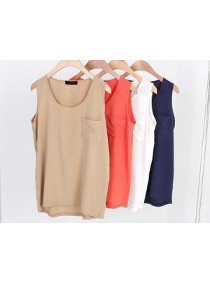 Versatile Sleeveless Top