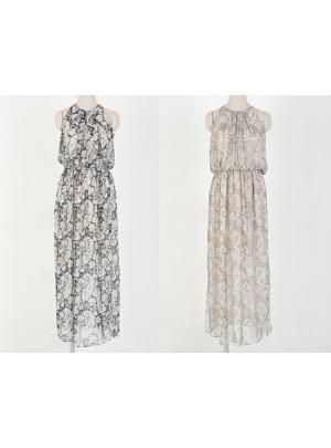 Gloria Paisley Dress