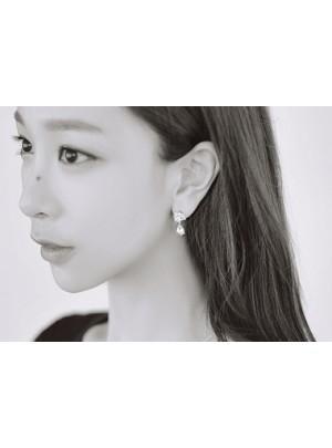 Saffron Earrings