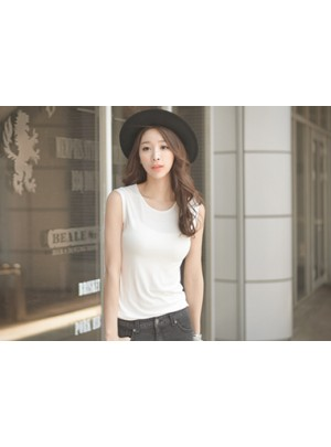 Hope sleeveless T-shirt