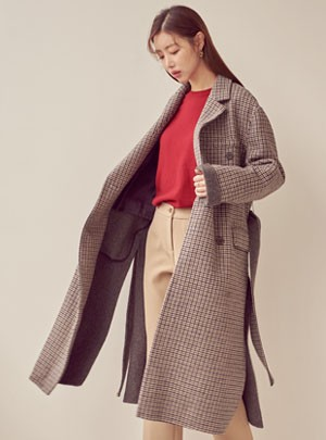 Jamiya Wool Coat