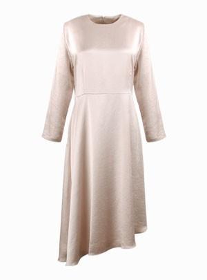 Evalyn Silky Dress*pre-order*