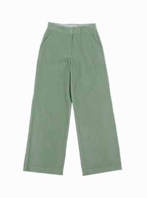 ElifCorduroy Pants