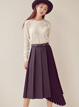 Jaliyah Unbalance Skirt *Pre-Order*