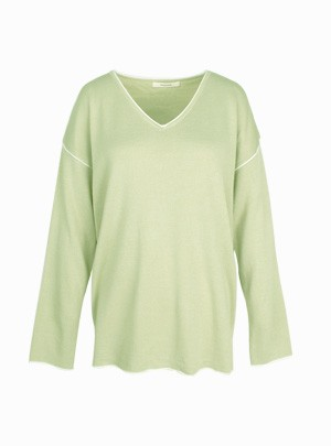 Miracle V-Neck Knit
