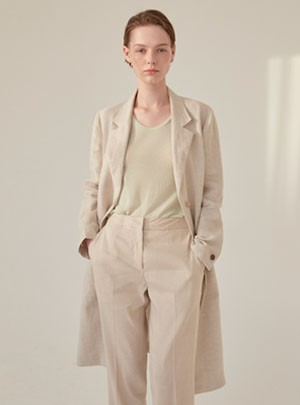 Dolly Linen Jacket