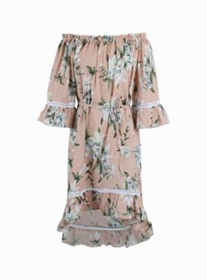 Emme Flower Dress