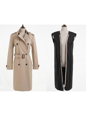 Gioiello Trench Coat