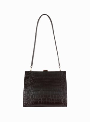 Dua Square Shoulder Bag