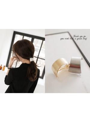 Moon  Metal Hair Pin