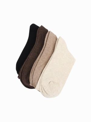 Melange Daily Socks