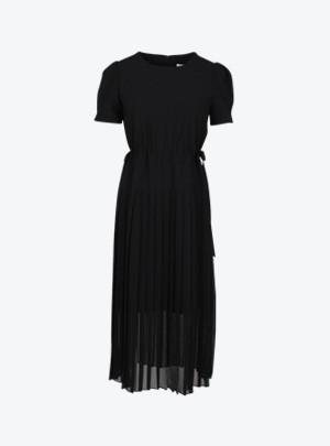Sanaa Pleate Dress