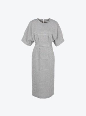 Penny Check Dress